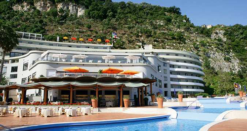 Hilton Sorrento Palace Resort Credit