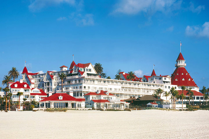 Hotel del Coronado Resort Credit